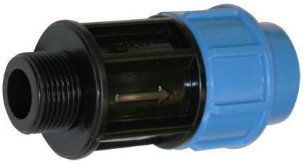 обратный клапан на трубу